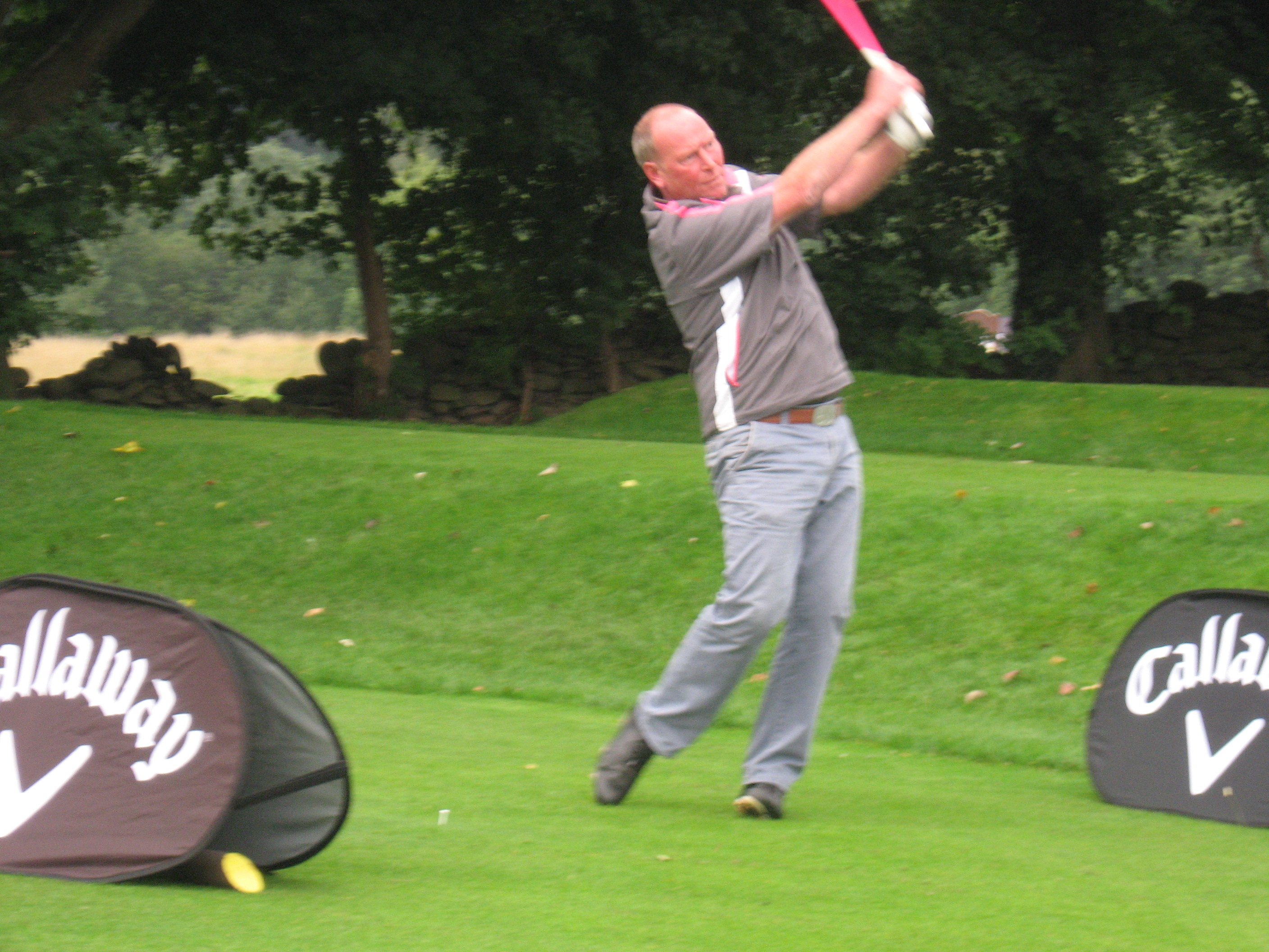 Race to Mauritius - Round up from Shipley GC